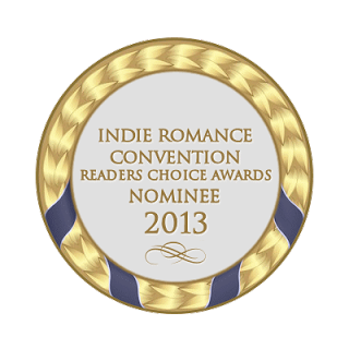 Indie Romance Convention 2013 Nominee