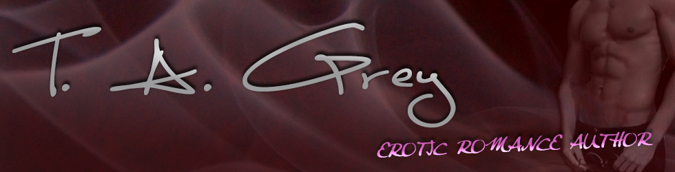 Home to Paranormal Erotica Author T. A. Grey