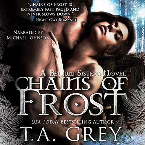 Listen to Chains of Frost through Audible or Amazon.com