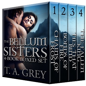 The Bellum Sisters Bundle a USA TODAY Bestseller