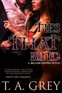 Ties That Bind - paranormal romance book