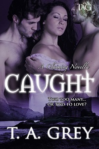 Caught by T.A. Grey
