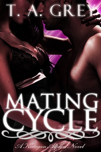 Mating Cycle a werewolf romance ebook