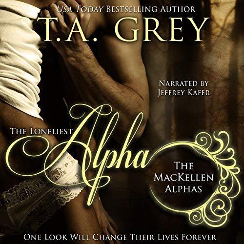 The Loneliest Alpha in Audiobook