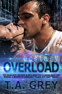 Ecstasy Overload by T.A. Grey
